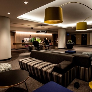 Mercure Brisbane Lobby